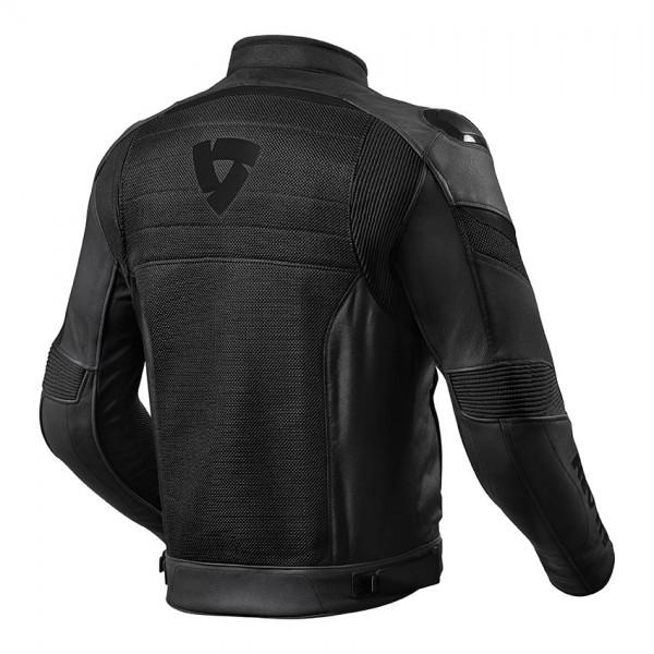 Jacket Mantis Black