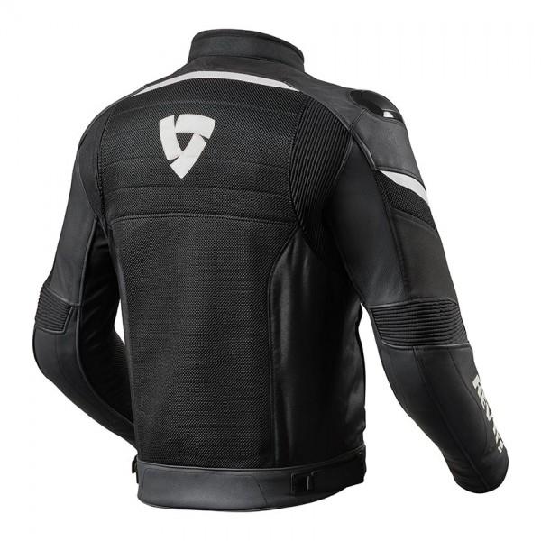 Jacket Mantis Black-White