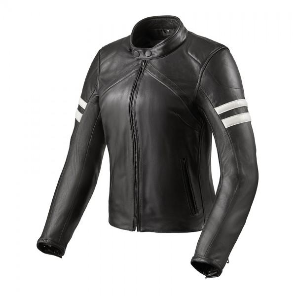 Jacket Meridian Ladies Black-White