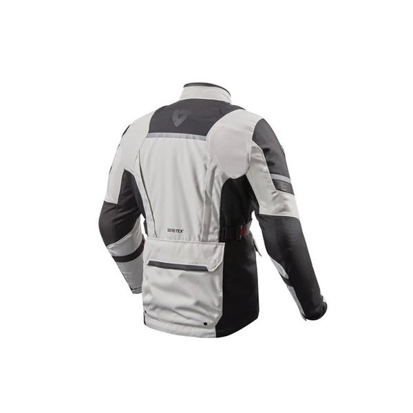 Revit Jacket Neptune 2 GTX Silver-Black