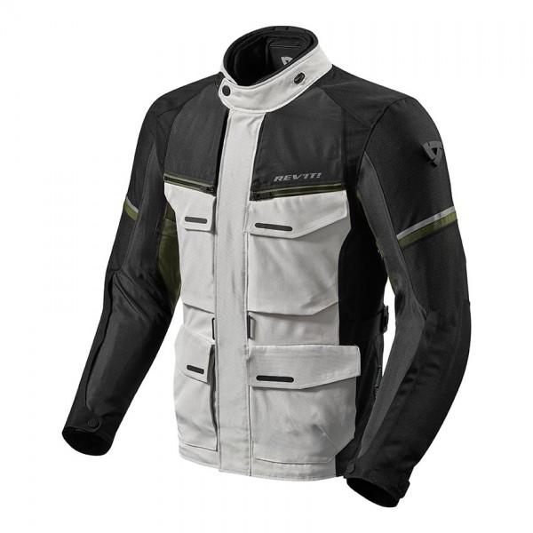 Revit Jacket Outback 3 Silver-Green