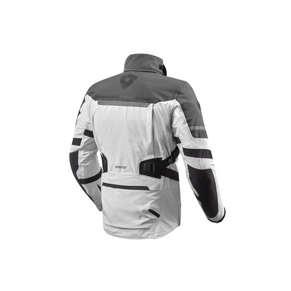 Revit Jacket Poseidon 2 GTX Silver-Anthracite