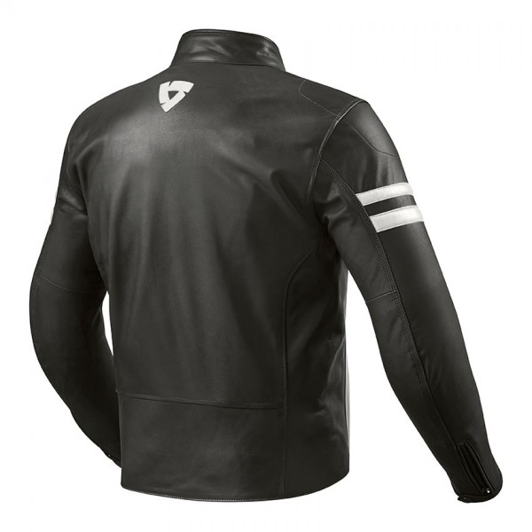 Jacket Prometheus Black-White