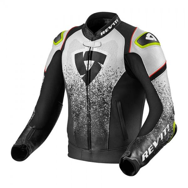 Jacket Quantum Black-White