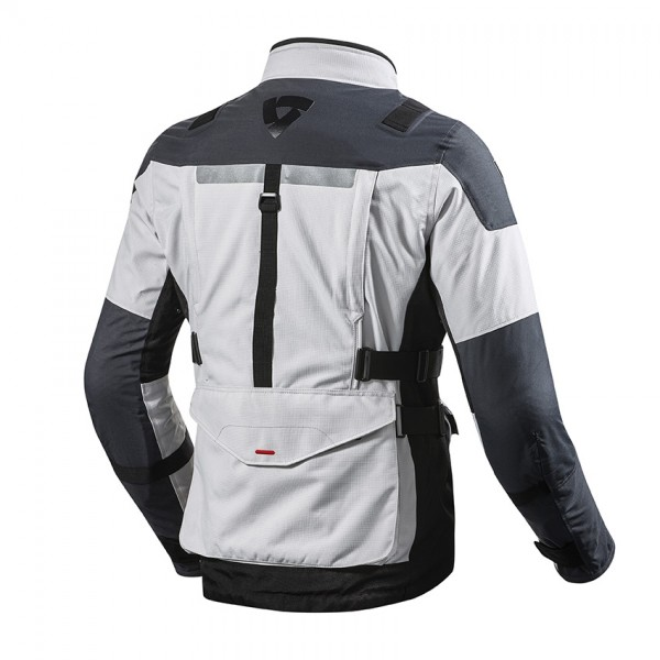Jacket Sand 3 Silver-Anthracite