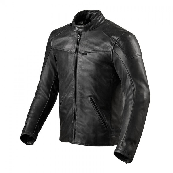 Revit Jacket Sherwood Black