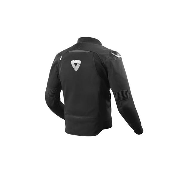 Revit Jacket Traction Black-White