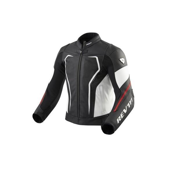 Revit Jacket Vertex GT Black-Red
