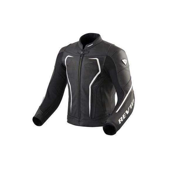 Revit Jacket Vertex GT Black-White