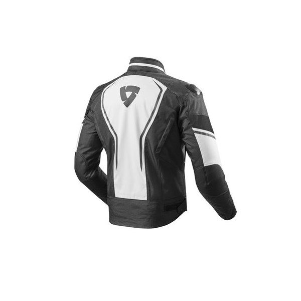Revit Jacket Vertex TL White-Black