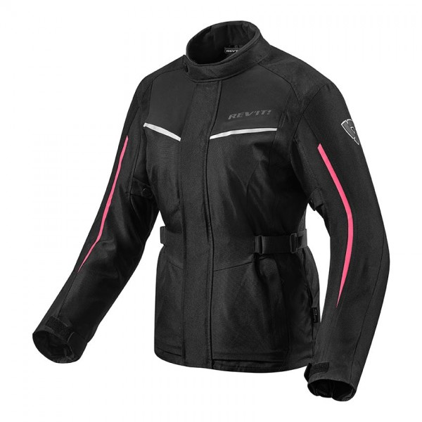Jacket Voltiac 2 Ladies Black-Fuchsia