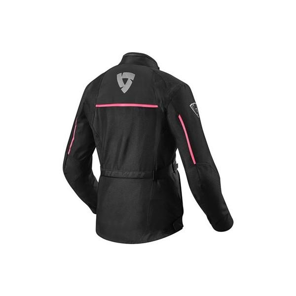 Revit Jacket Voltiac 2 Ladies Black-Fuchsia