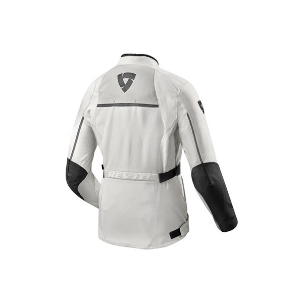 Revit Jacket Voltiac 2 Ladies Silver-Black