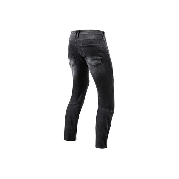 Revit Jeans Moto TF Black L32