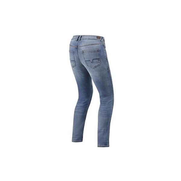 Revit Jeans Victoria Ladies SF Classic Blue Used L30
