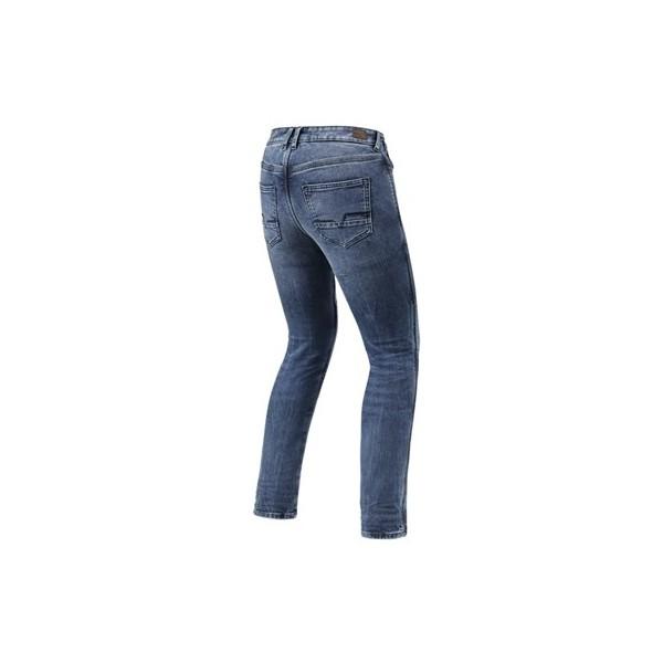 Revit Jeans Victoria Ladies SF Medium Blue L34
