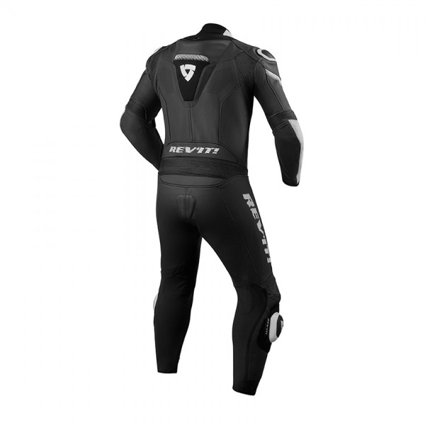 One Piece Suit Argon Black-White
