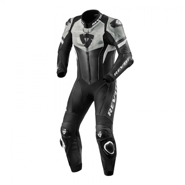 One Piece Suit Hyperspeed Black-White