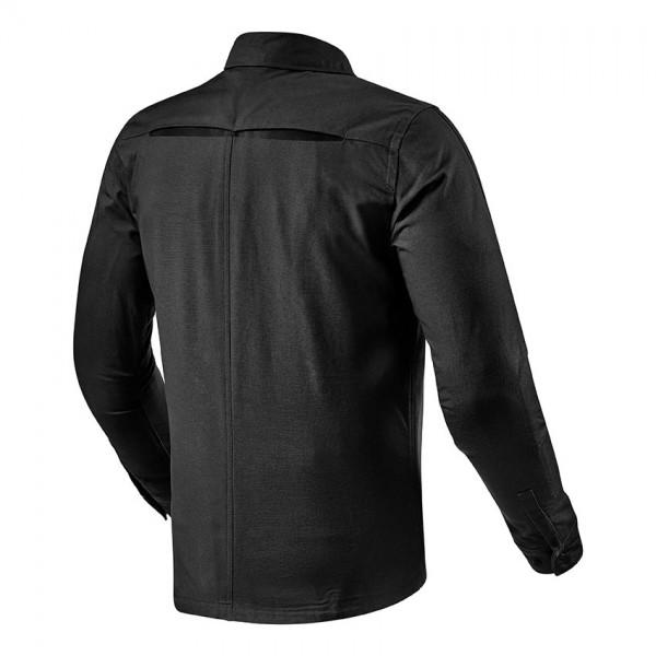 Overshirt Worker Black