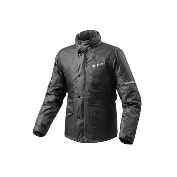 Revit Rain Jacket Nitric 2 H2O Black