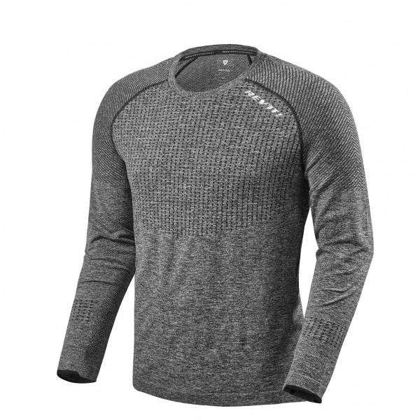 Revit Shirt Airborne LS Dark Grey