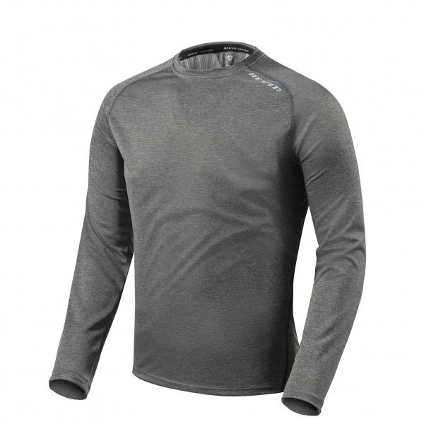 Revit Shirt Sky LS Dark Grey