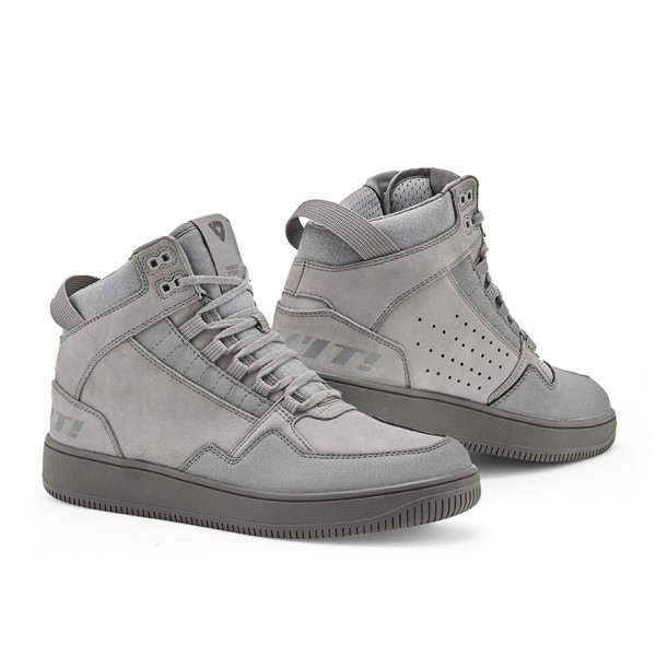 Shoes Jefferson Light Grey-Grey