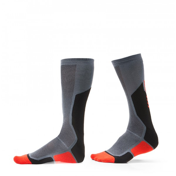 Revit Sock Charger Black-Red