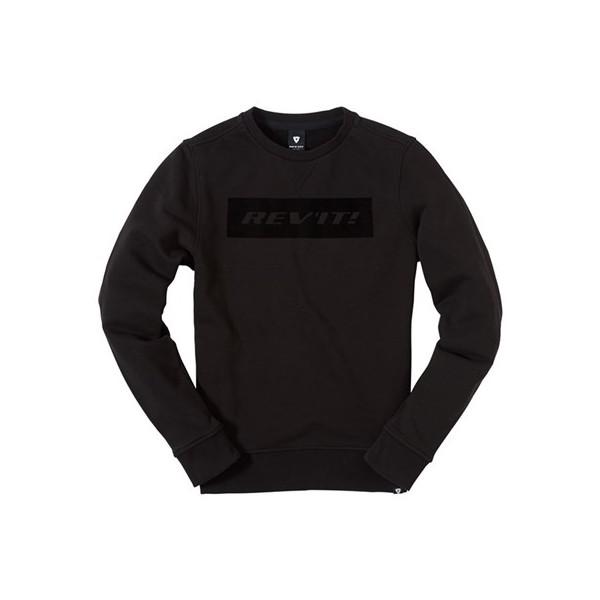 Revit Sweater Rockaway Black