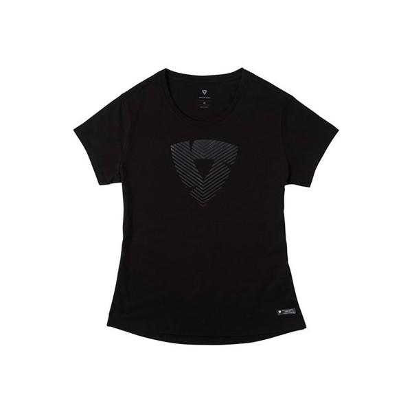 Revit T-shirt Howlock Ladies Black