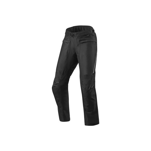 Revit Trousers Factor 4 Black Long