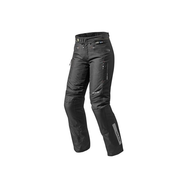 Revit Trousers Neptune GTX Ladies Black Long