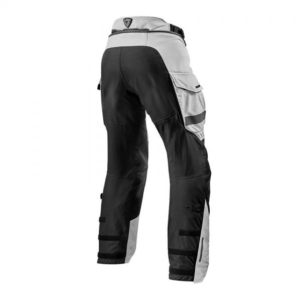 Trousers Offtrack Black-Silver Standard