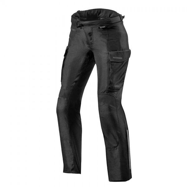 Trousers Outback 3 Ladies Black Standard