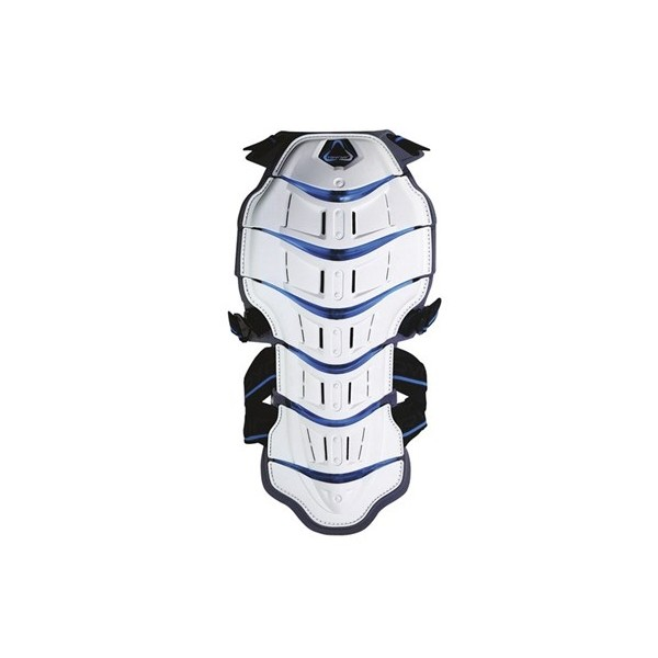Revit Tryonic Back Protector Feel 3.7 White-Blue