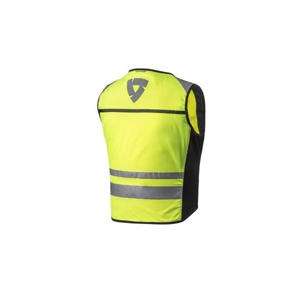 Revit Vest Athos 2 Neon Yellow