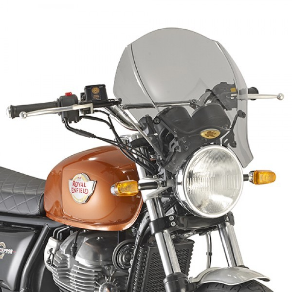 Royal Enfield Interceptor Smoked Screen