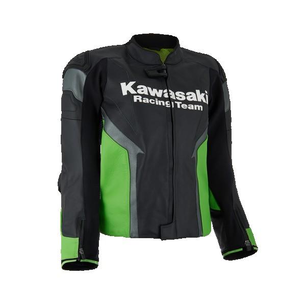 Kawasaki KRT Leather Jacket