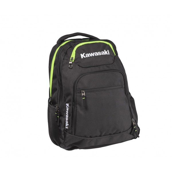 Kawasaki Backpack - Black