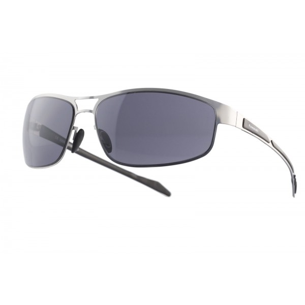 STAINLESS STEEL SUNGLASSES SILVER