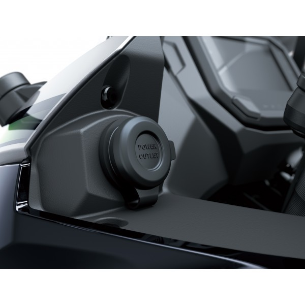 Kawasaki Ninja 1000 SX USB socket