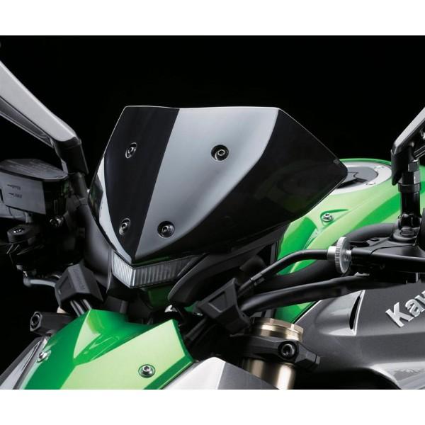 Kawasaki Z1000 Meter Cover - Smoke