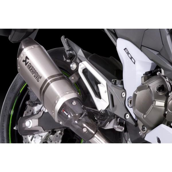 Akrapovic exhaust - short (Z800e)