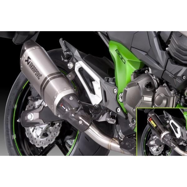 Akrapovic exhaust - short