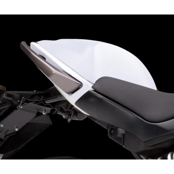 Kawasaki Pillion Seat Cover (53Q) Urban City White