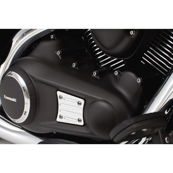 Engine cover trim