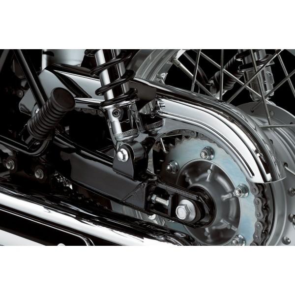 Kawasaki W800 Chain guard - chrome