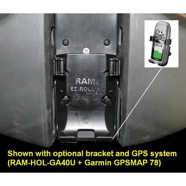 GPS Holder Plate