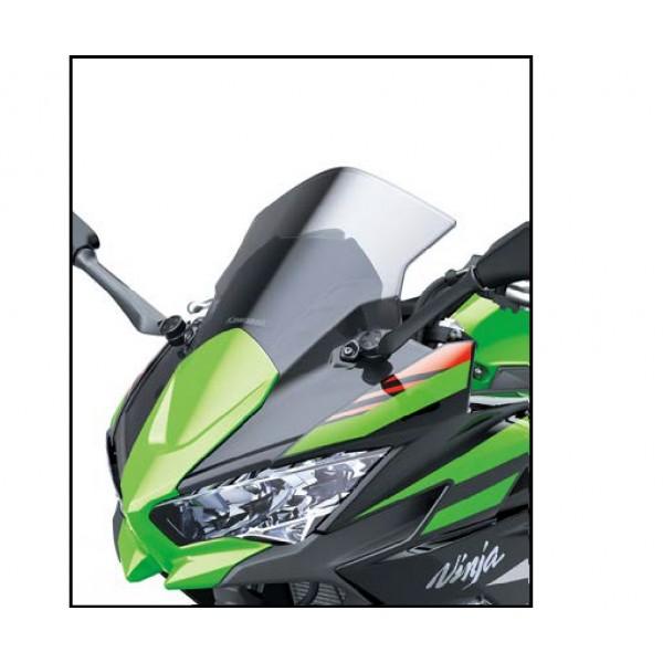 Kawasaki Ninja 650 Windshield smoke