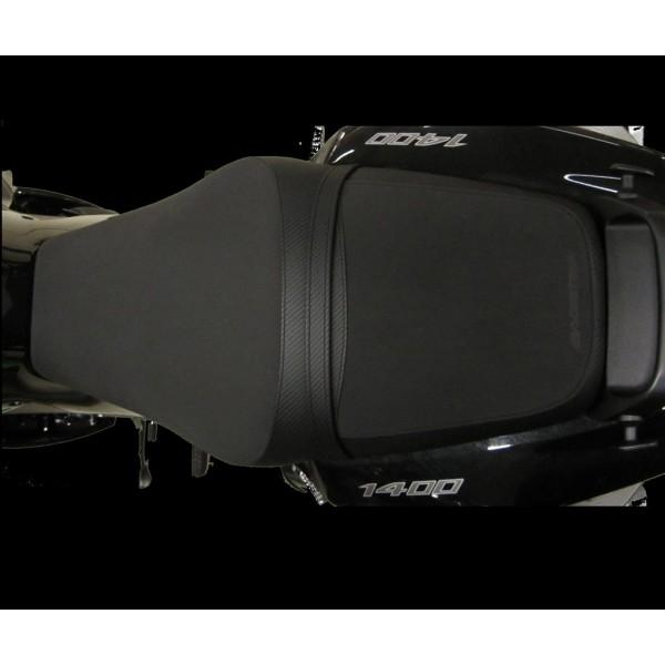 Comfort gel seat (Front + rear gel)